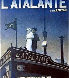 affiche L'Atalante classique