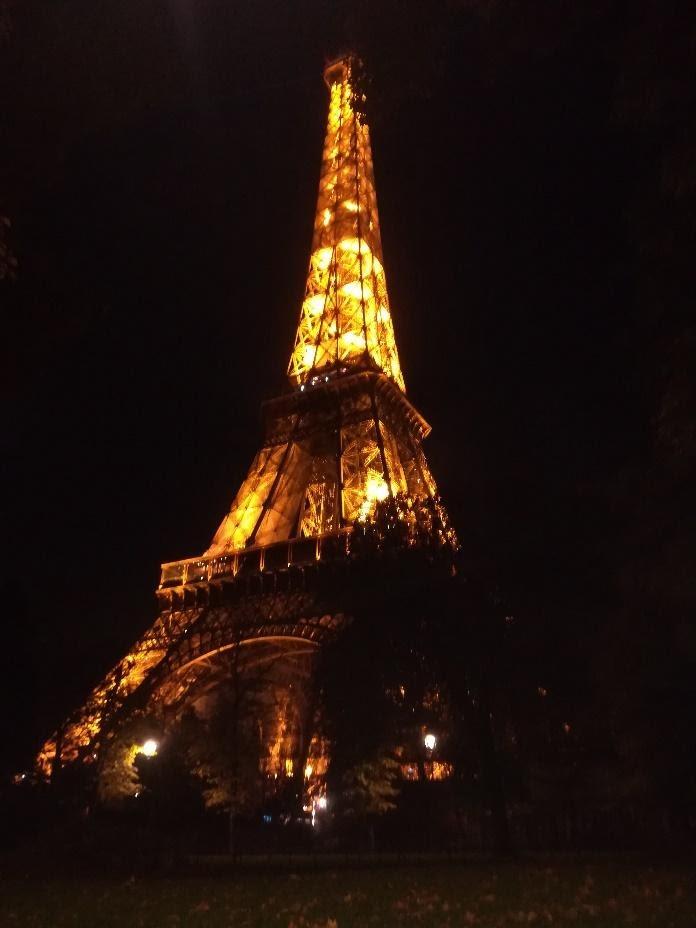 Tour Eiffel Janvier 2021