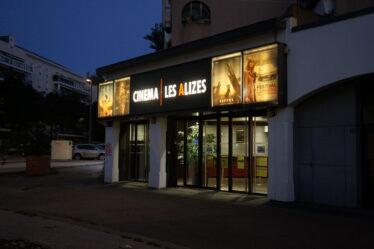 Cinéma Les Alizés, à Bron, avant la projection de Sweetie, de Jane Campion, dans le cadre du Festival Lumière.